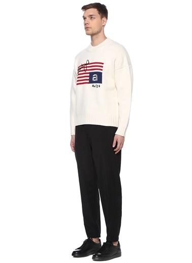 Alexander Wang Sweatshirt Beyaz